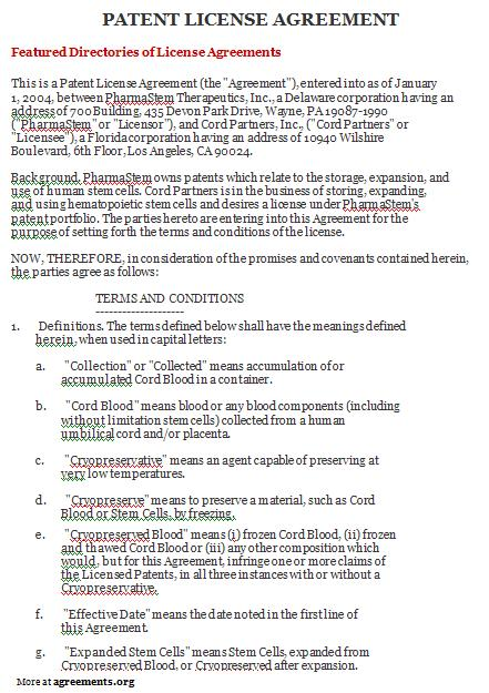patent assignment agreement sample. Black Bedroom Furniture Sets. Home Design Ideas