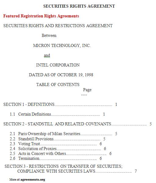 Shareholders-Rights-Agreement